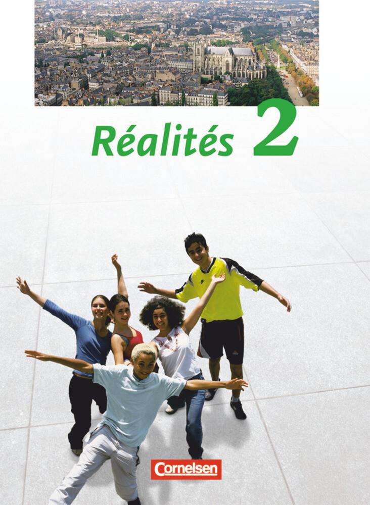 Realites 2. Nouvelle Edition als Buch