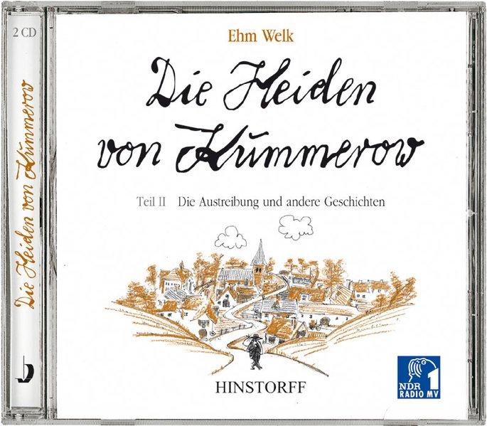 Die Heiden von Kummerow 2. 2 CDs als Hörbuch