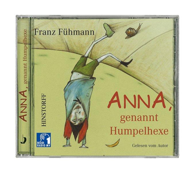 Anna genannt Humpelhexe. CD als Hörbuch