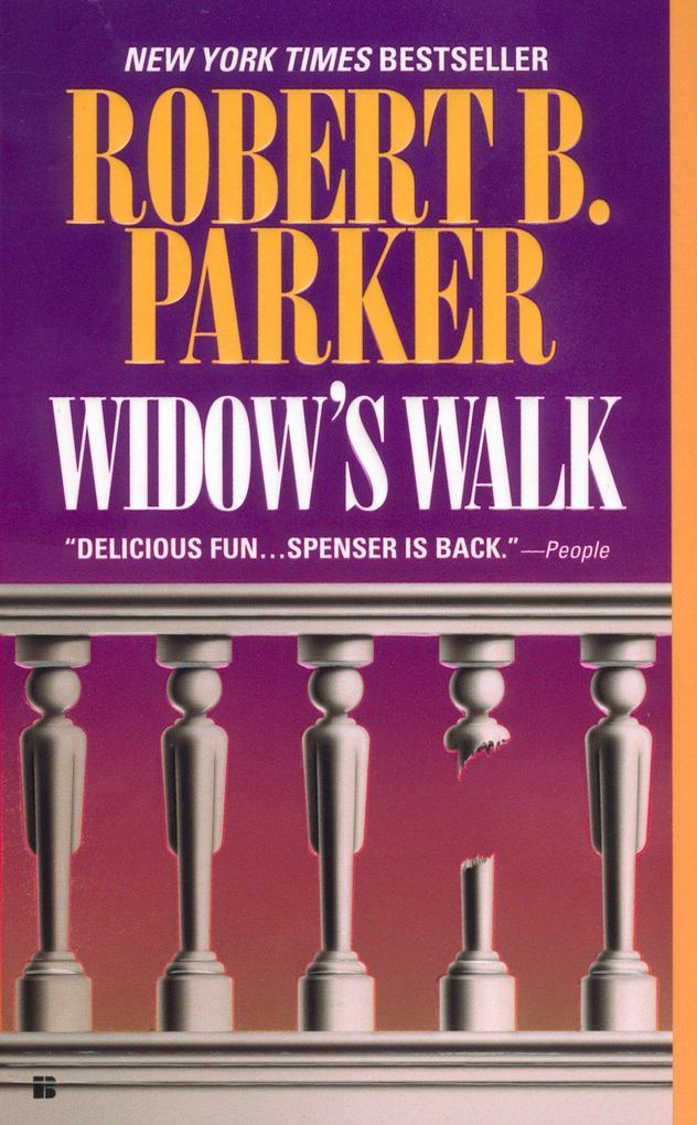 Widow's Walk als Taschenbuch