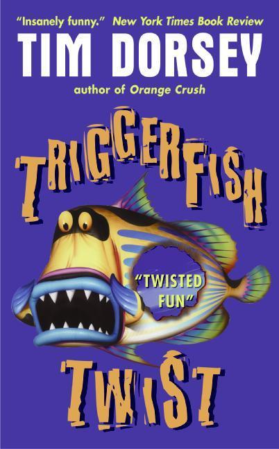 Triggerfish Twist als Taschenbuch