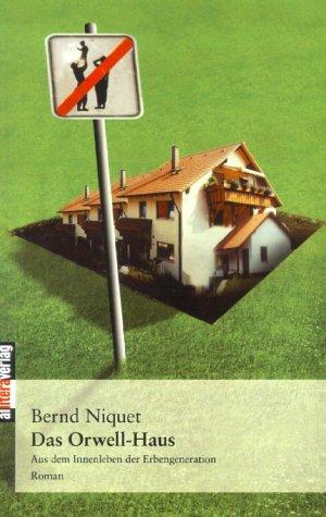 Das Orwell-Haus als Buch
