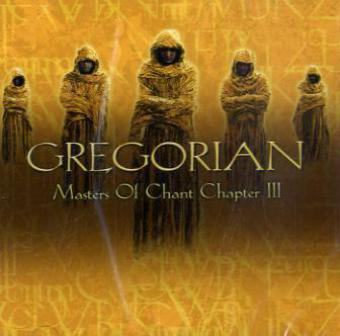Masters Of Chant Chapter III als CD