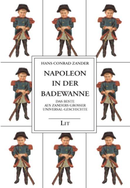 Napoleon in der Badewanne als Buch
