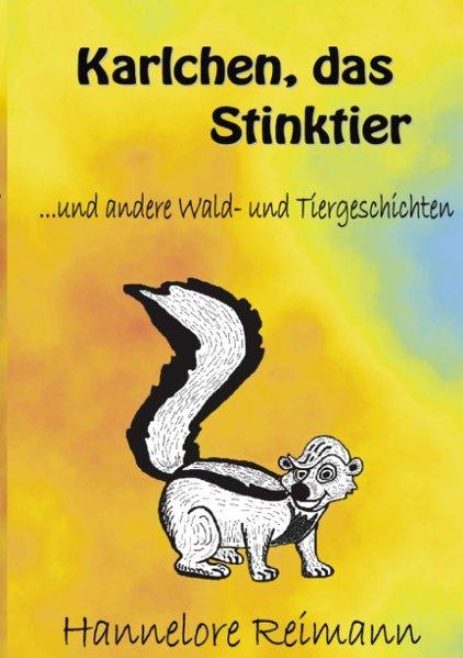 Karlchen, das Stinktier als Buch