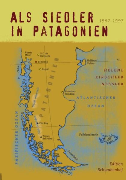 Als Siedler in Patagonien als Buch
