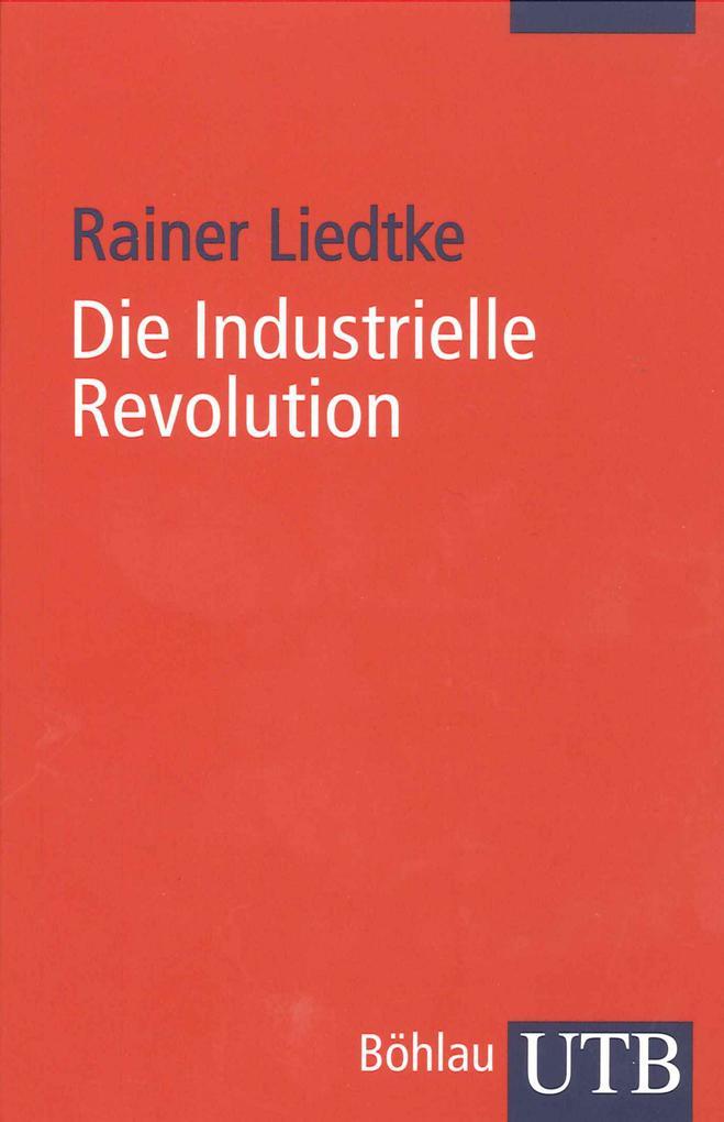 Die Industrielle Revolution als eBook