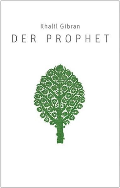 Der Prophet als Buch