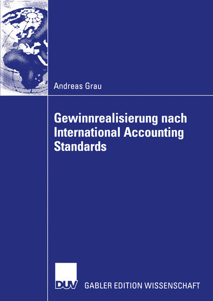 Gewinnrealisierung nach International Accounting Standards als Buch