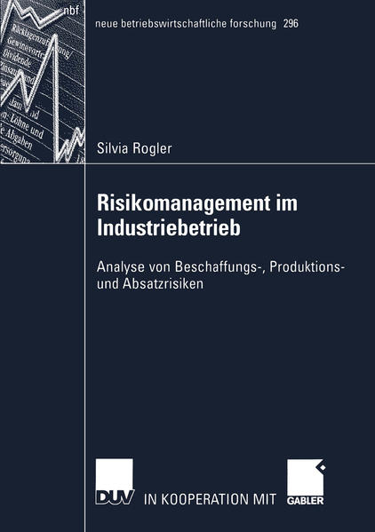 Risikomanagement im Industriebetrieb als Buch