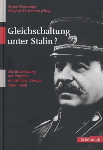 Gleichschaltung unter Stalin? als Buch