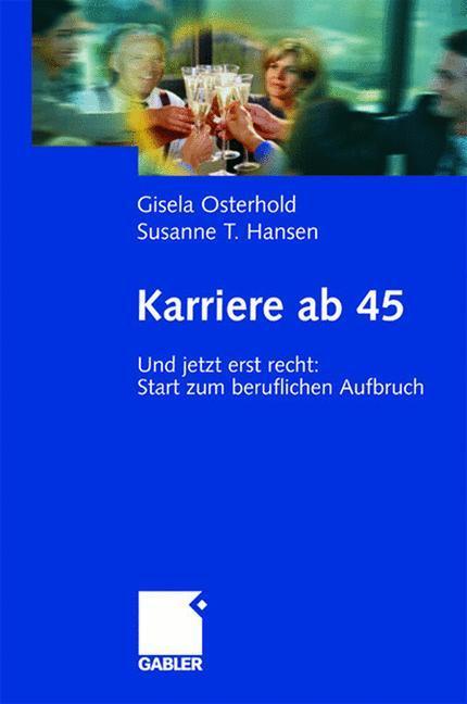 Karriere ab 45 als Buch