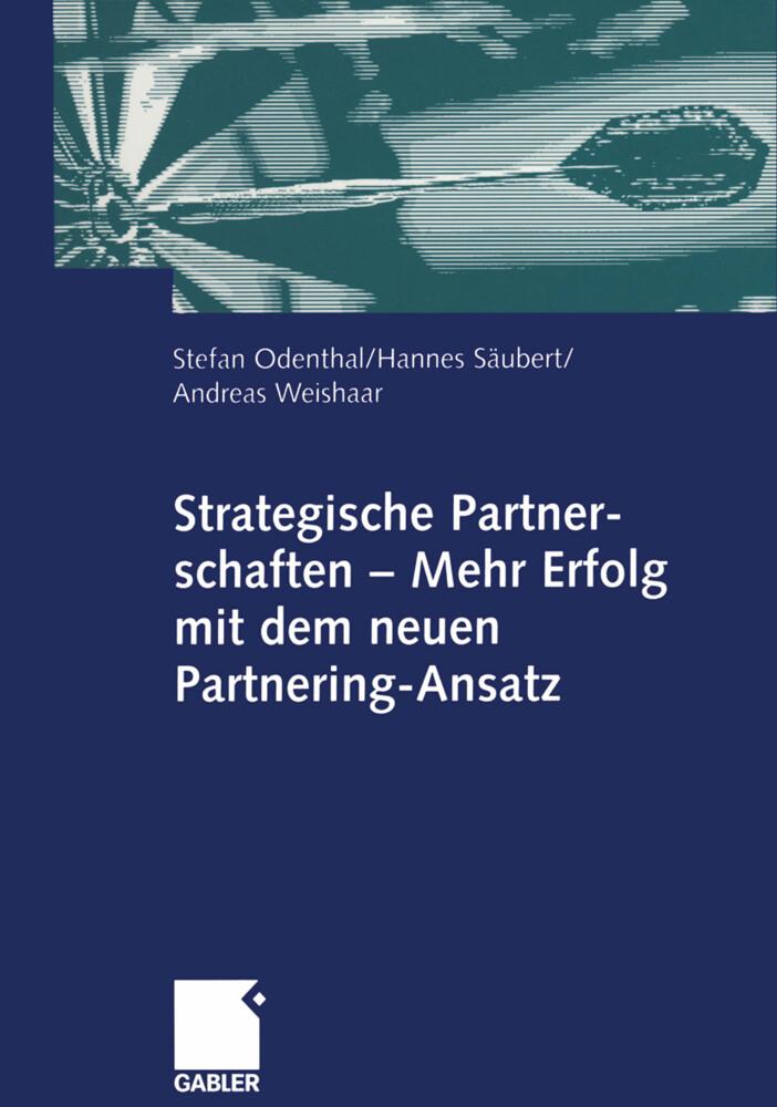 Strategische Partnerschaften als Buch