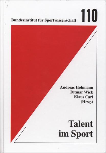 Talent im Sport als Buch