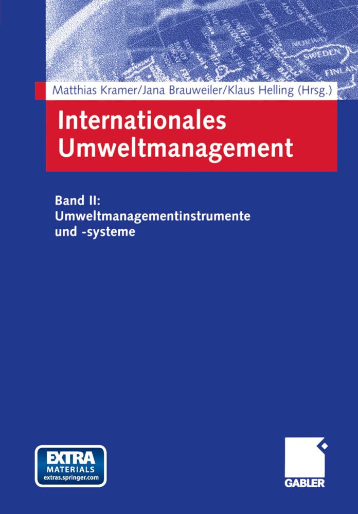 Internationales Umweltmanagement als Buch