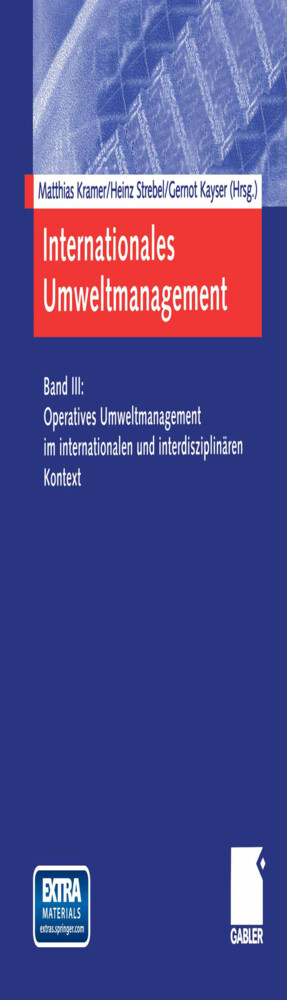 Internationales Umweltmanagement als Buch