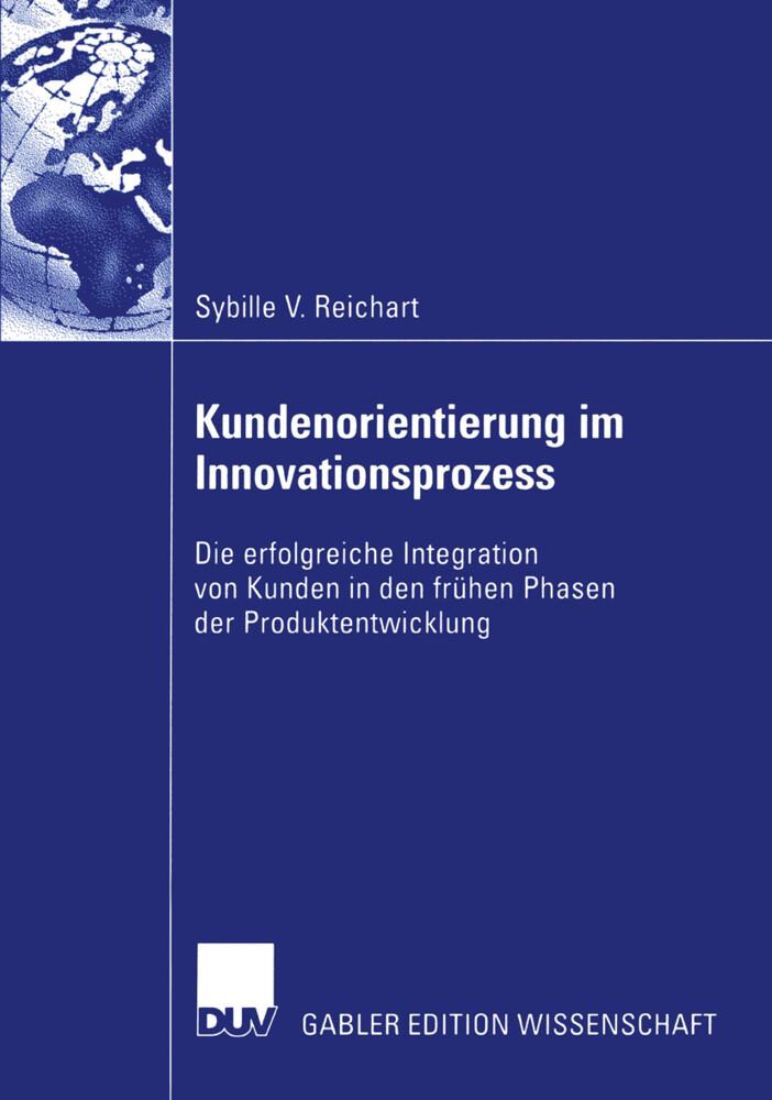 Kundenorientierung im Innovationsprozess als Buch