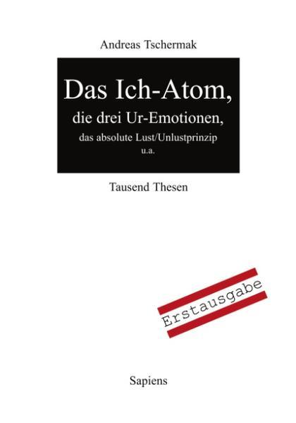 Das Ich-Atom als Buch