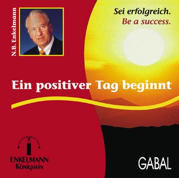 Ein positiver Tag. CD als Hörbuch