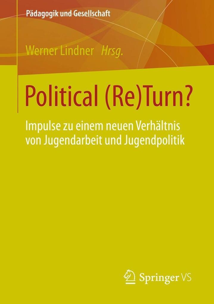 Political (Re)Turn? als eBook pdf
