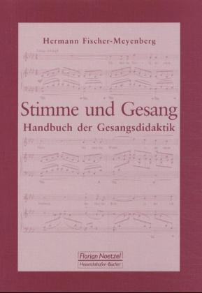 Stimme und Gesang als Buch