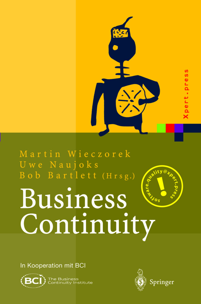 Business Continuity als Buch