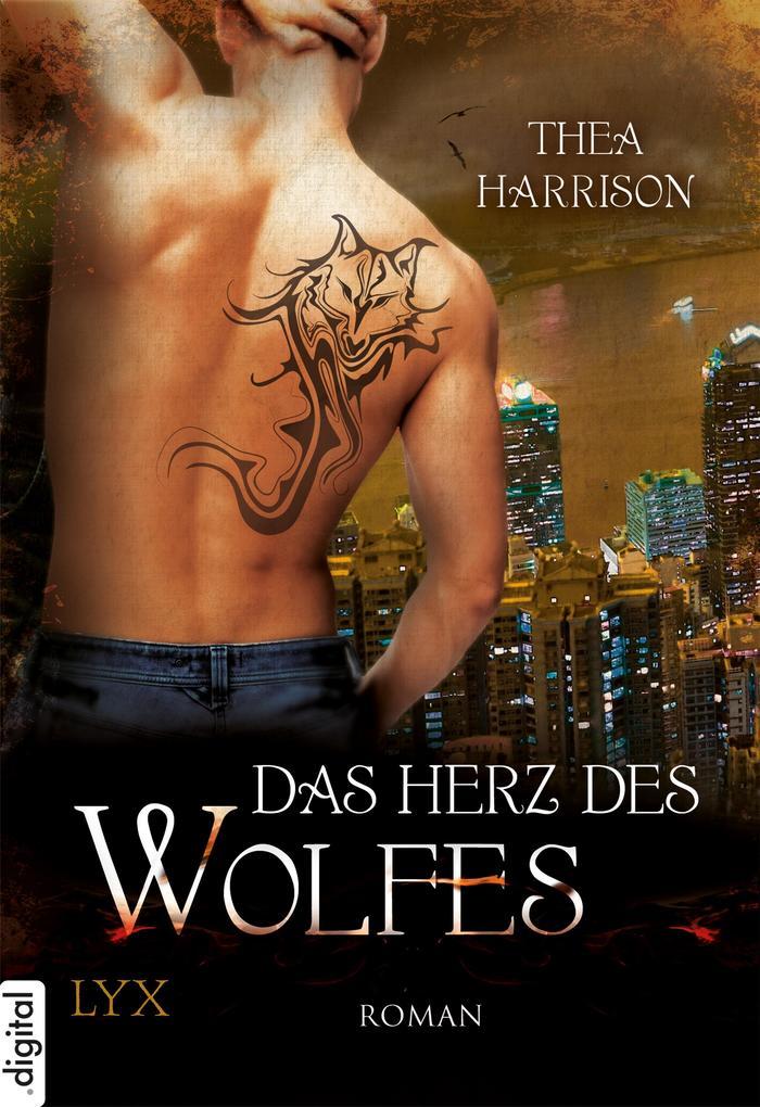 Das Herz des Wolfes - Elder Races Novelle als eBook