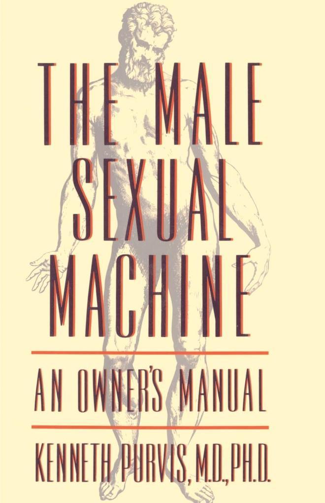 Male Sexual Machine als Taschenbuch