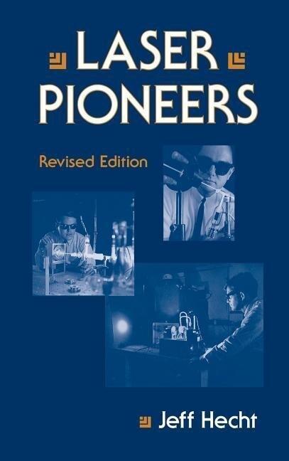 Laser Pioneers als Buch
