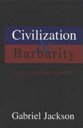 Civilization & Barbarity in 20th Century Europe als Taschenbuch