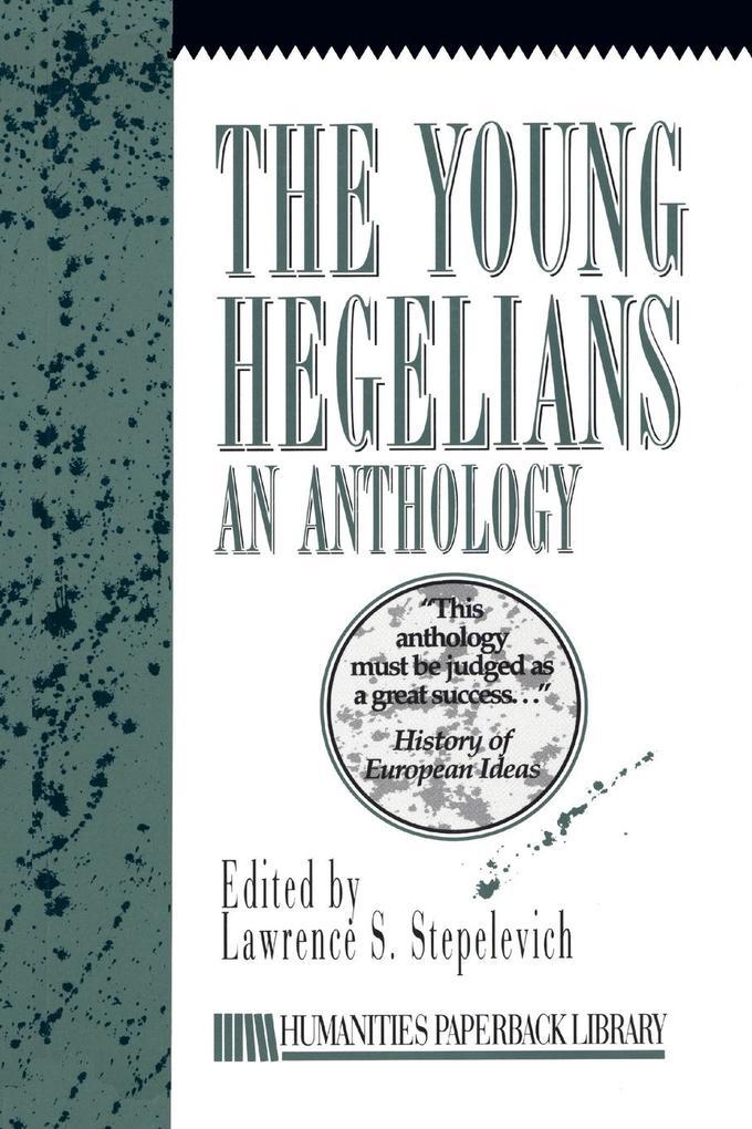 YOUNG HEGELIANS REV/E als Taschenbuch