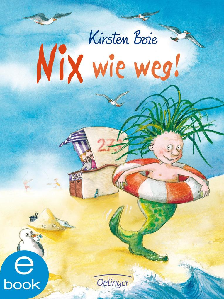 Nix wie weg! als eBook