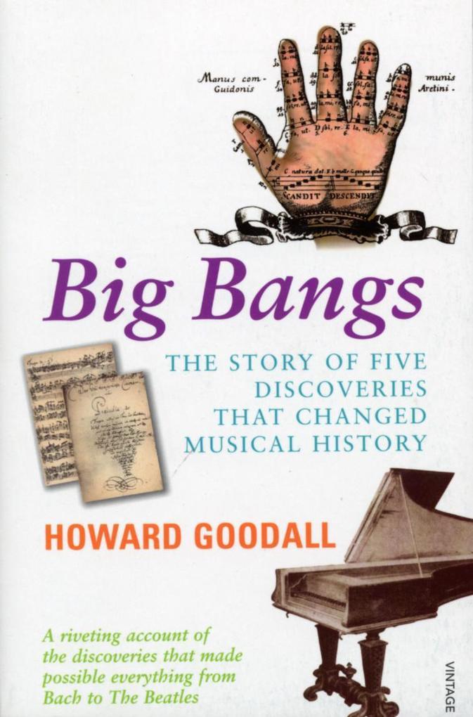 Big Bangs als Taschenbuch