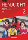 English G Headlight 02: 6. Schuljahr. Workbook mit Audio-CD