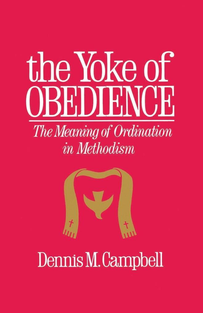 Yoke of Obedience als Taschenbuch