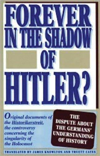 Forever in the Shadow of Hitler? als Taschenbuch