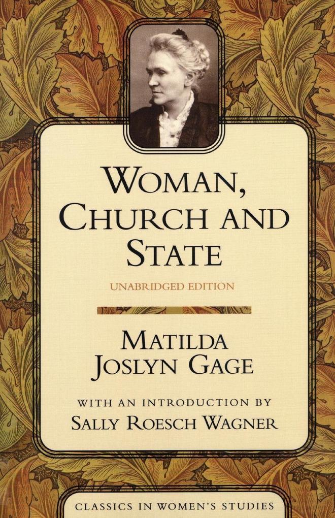 Woman, Church, and State als Taschenbuch