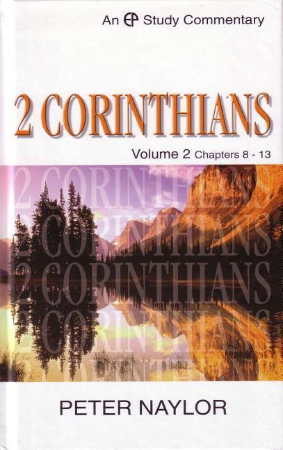 2 Corinthians: Volume 2 Chapters 8-13 als Buch