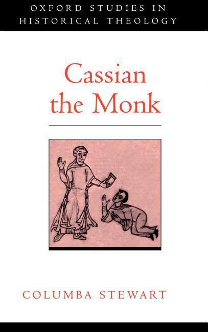 Cassian the Monk als Buch