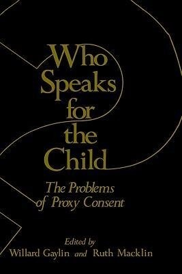 Who Speaks for the Child? als Buch