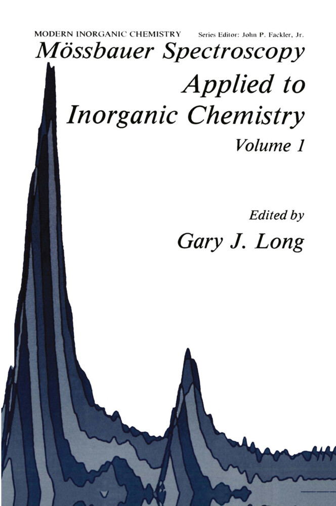Mössbauer Spectroscopy Applied to Inorganic Chemistry als Buch
