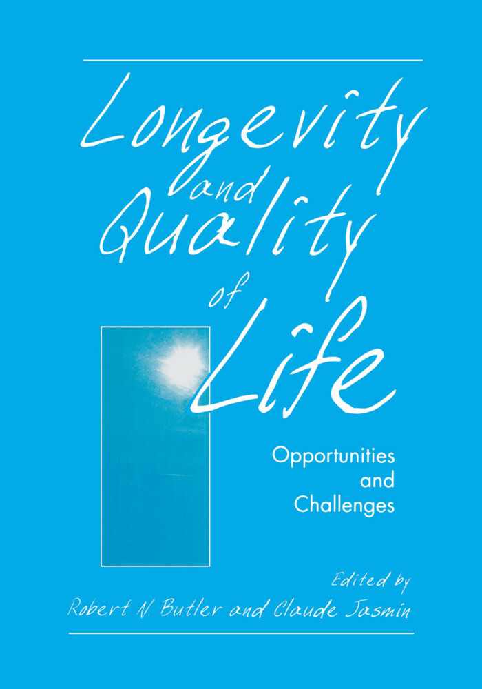 Longevity and Quality of Life als Buch