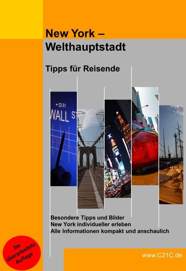 New York - Welthauptstadt als eBook von Manfred Dietrich