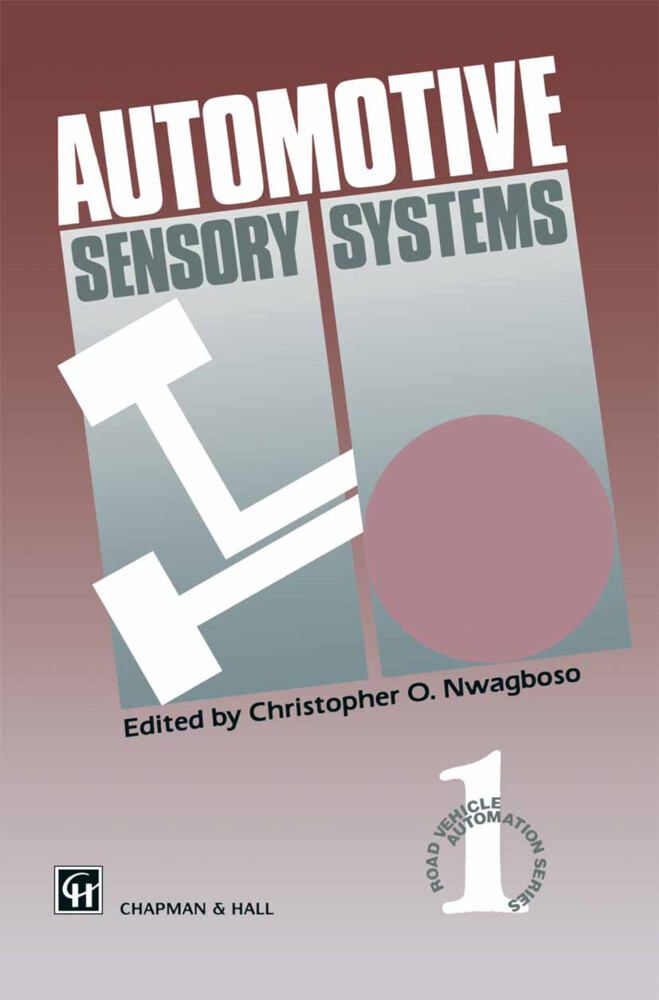 Automotive Sensory Systems als Buch