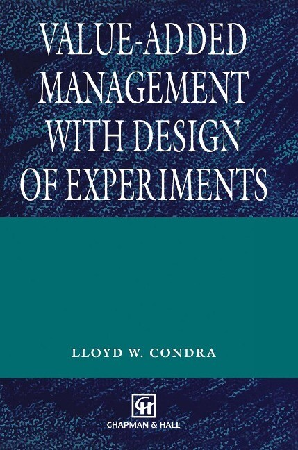 Value-added Management with Design of Experiments als Buch (gebunden)
