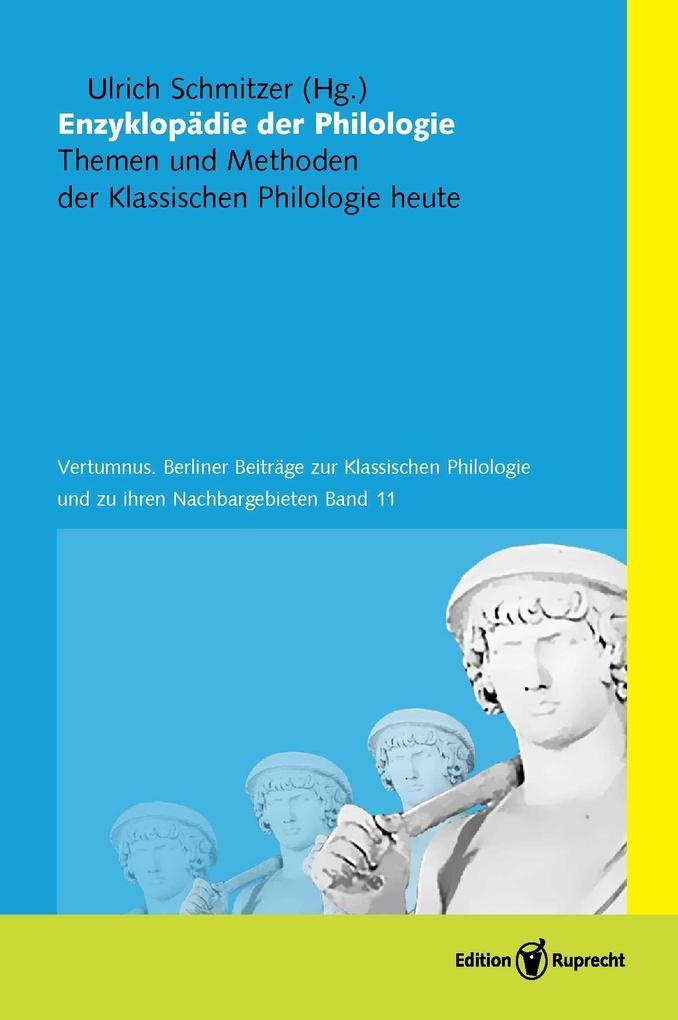 Enzyklopädie der Philologie als eBook