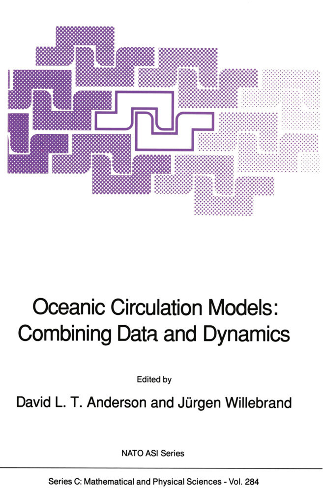 Oceanic Circulation Models: Combining Data and Dynamics als Buch
