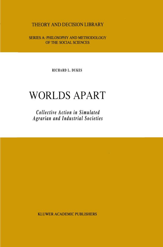 Worlds Apart als Buch