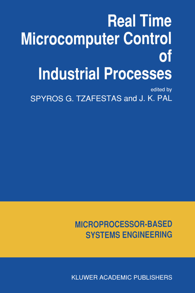 Real Time Microcomputer Control of Industrial Processes als Buch
