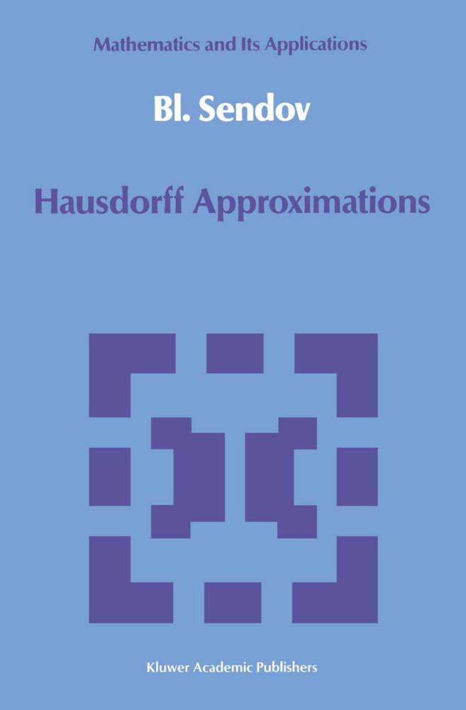 Hausdorff Approximations als Buch